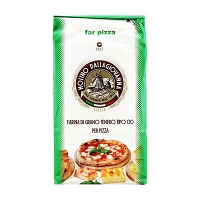 Мука для пиццы, Классика-00, пачка 1кг