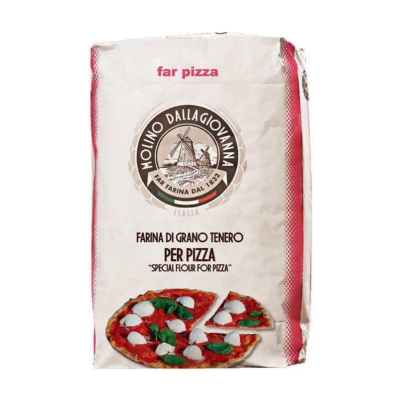 Мука для пиццы, Директа 00-FR Роуз, мешок 25кг
