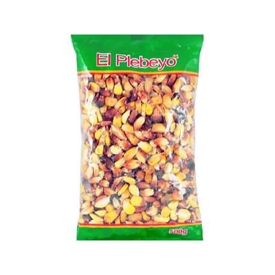 Кукуруза сухая Ройо красное зерно, ЭЛЬ ПЛЕБЭО, пакет 500г