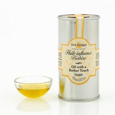 Масло оливковое с ароматом Бербер, ТЕРРЕ ЭКЗОТИК, 150мл