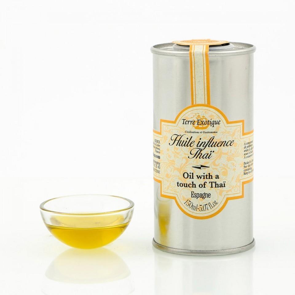 Масло оливковое с ароматом Таиланд, ТЕРРЕ ЭКЗОТИК, 150мл