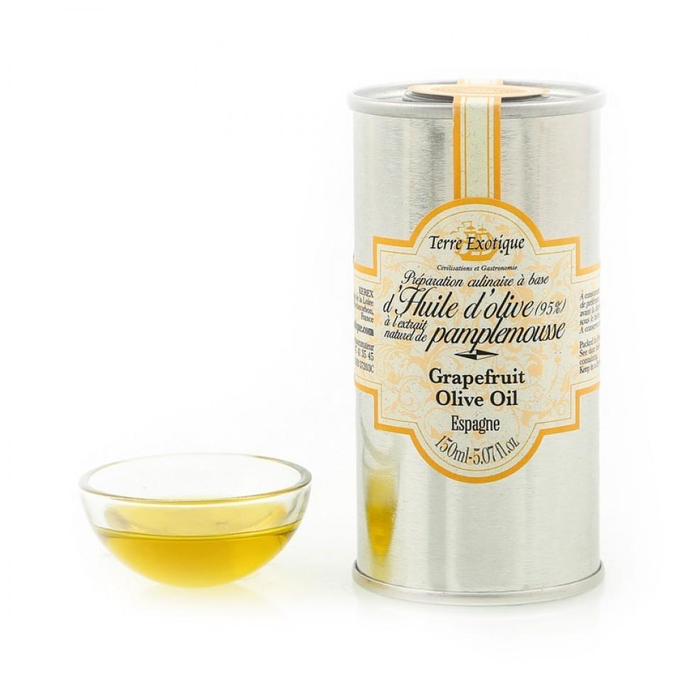 Масло оливковое с грейпфрутом, ТЕРРЕ ЭКЗОТИК, 150мл