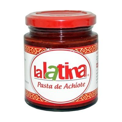 Паста ачиоте (achiote), ЛА ЛАТИНА, стекло 225г