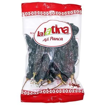 Перец ахи панко в стручках сухой, ЛА ЛАТИНА, пакет 100г