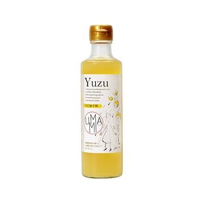 Юзу уксус с медом (сладкий питьевой), УМАМИ, 270мл