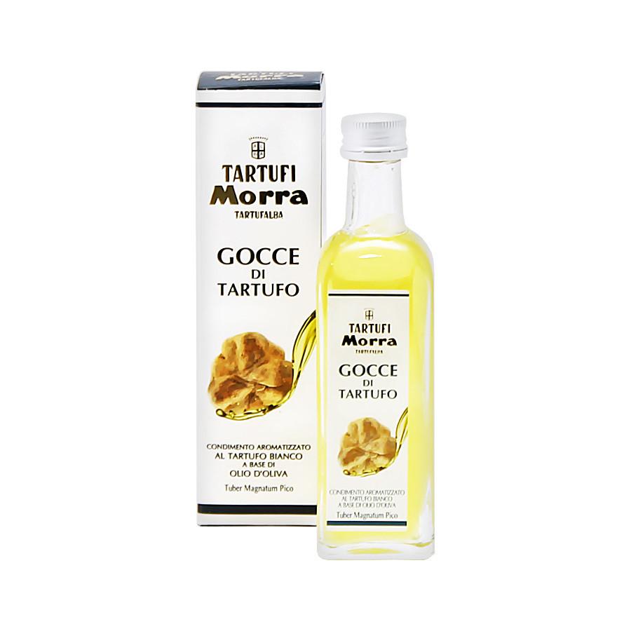 Масло трюфельное, белый трюфель, ТАРТУФИ МОРРА, 55мл
