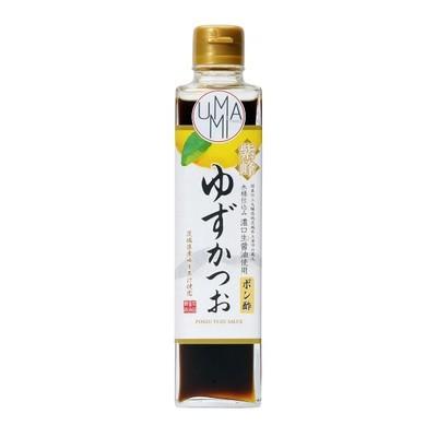 Соус понзу с юзу (Shibanuma Yuzu Ponzu Катсо), УМАМИ, стекло 300мл