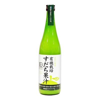 Судаши cок (organic sudachi juice extra), УМАМИ, 720мл