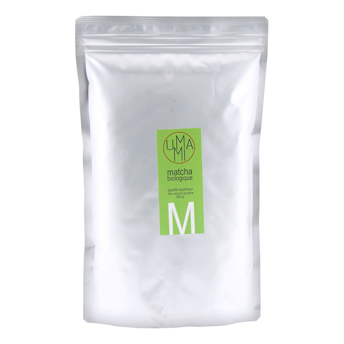 Чай Маття зеленый органик (organic superior matcha), УМАМИ, сашет 500г