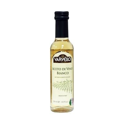 Уксус винный белый выдерженный ВАРВЕЛЛО, стекло 250мл