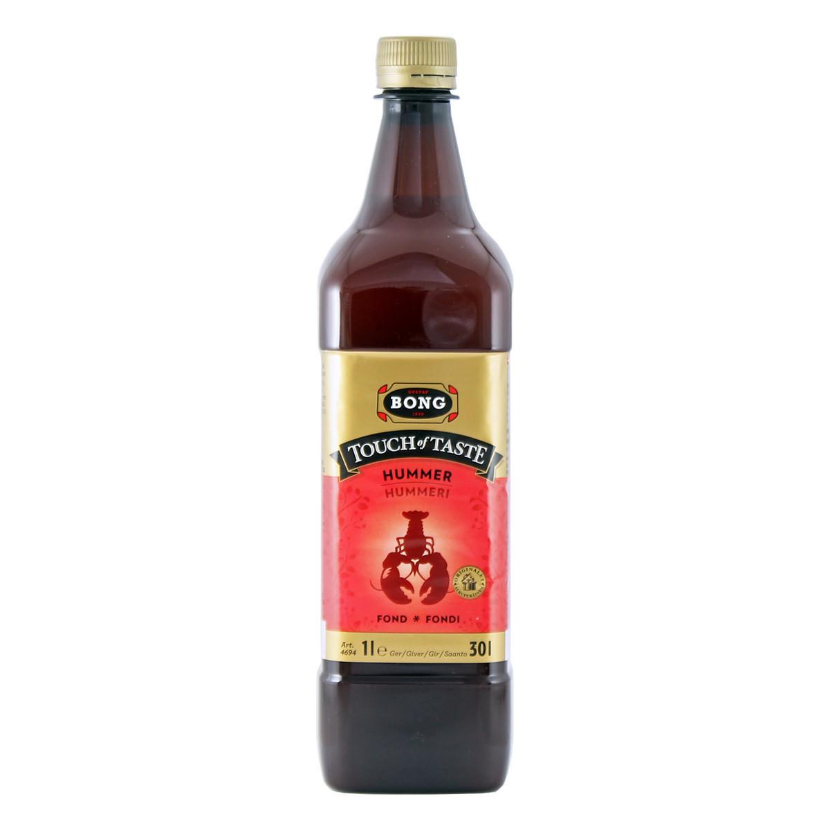 Фонд из лобстера ГУСТАВ БОНГ, бутылка 1л