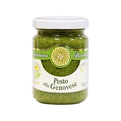 Песто генуэзское с олив.маслом (DOP), ВЕНТУРИНО, стекло 130г