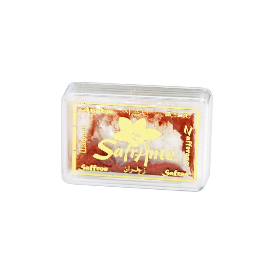 Шафран категории superior молотый САФРАНТЕ, пластик 0,5г (4*0.125г)