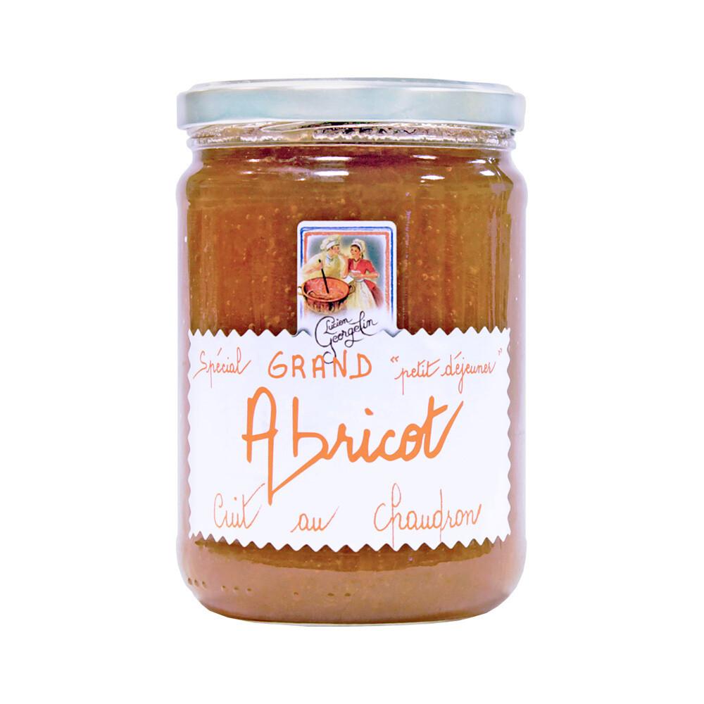 Джем гранд, абрикос, ЛЮСЬЕН, стекло 650г