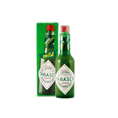 Соус перечный, ТАБАСКО, халапено (зеленый), 60мл