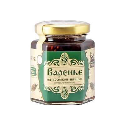 Варенье из сосновых шишек, СИБИРСКИЙ ЗНАХАРЬ, 250г