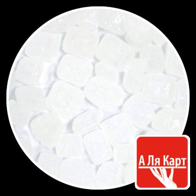 Сахар леденцовый белый, А ЛЯ КАРТ, лоток 1кг