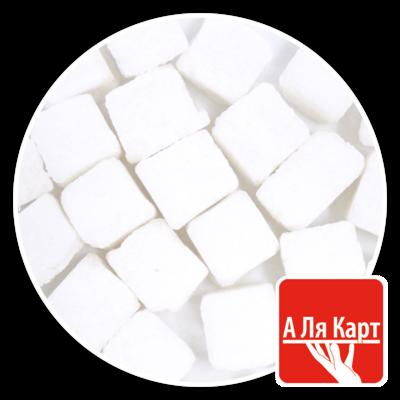 Сахар тростниковый кусковой белый, А ЛЯ КАРТ, лоток 900г