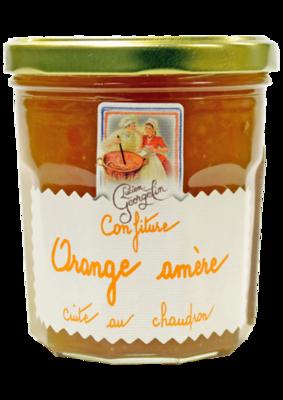 Джем экстра, апельсин, стекло 350г/6