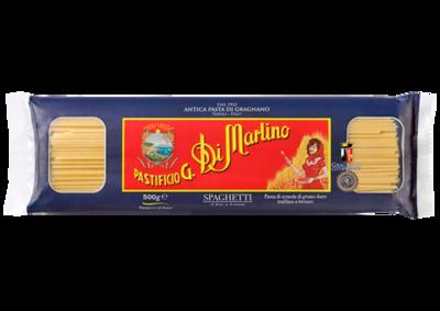 Макароны длинные Spaghetti классические 1,8мм, 500 г