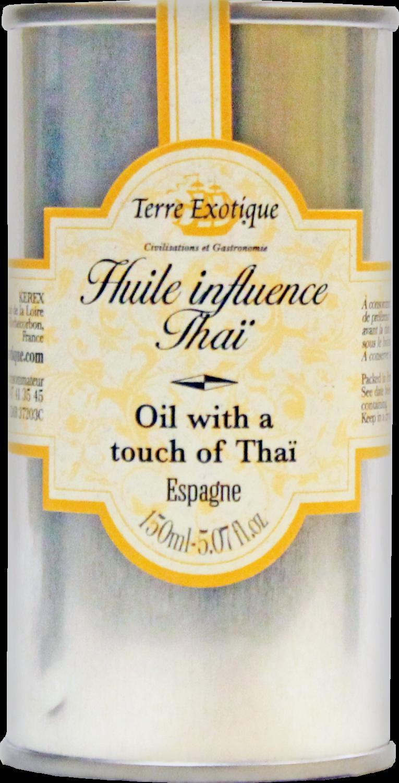 Масло оливковое с ароматом Таиланд, жесть, 150мл/6