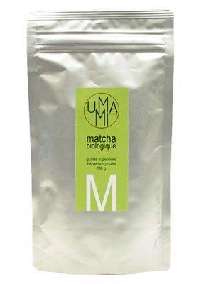 Чай Маття зеленый органик (organic superior matcha), сашет, 100г