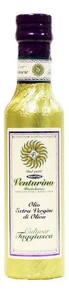Масло оливковое э/в из оливок Таджиаски ВЕНТУРИНО фольга золотая 250мл