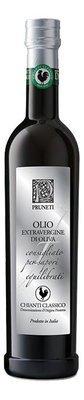 Масло оливковое э/в Кьянти Классико D.O.P. ПРУНЕТИ стекло 500 мл