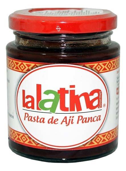 Паста из перца ахи панка красная (aji pancа), стекло, 225 г