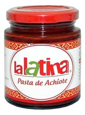 Паста ачиоте (achiote), стекло 225г/24