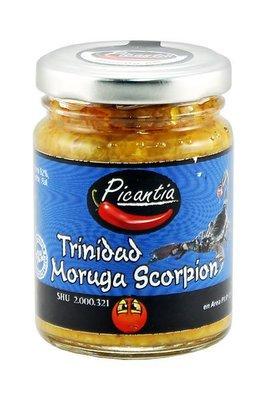 Паста из перца Тринидад Моруга, ПИКАНТИА, стекло 90г