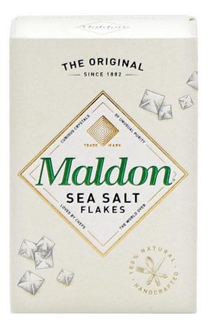 Приправа малдонская кристаллическая хлопьями МАЛДОН, пакет 125г