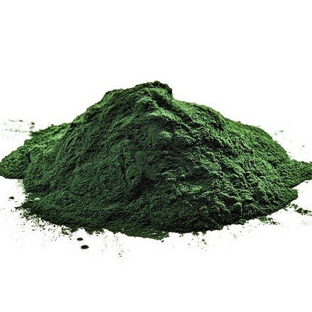 100% Spirulina Powder - 40g (Alger Pulver)