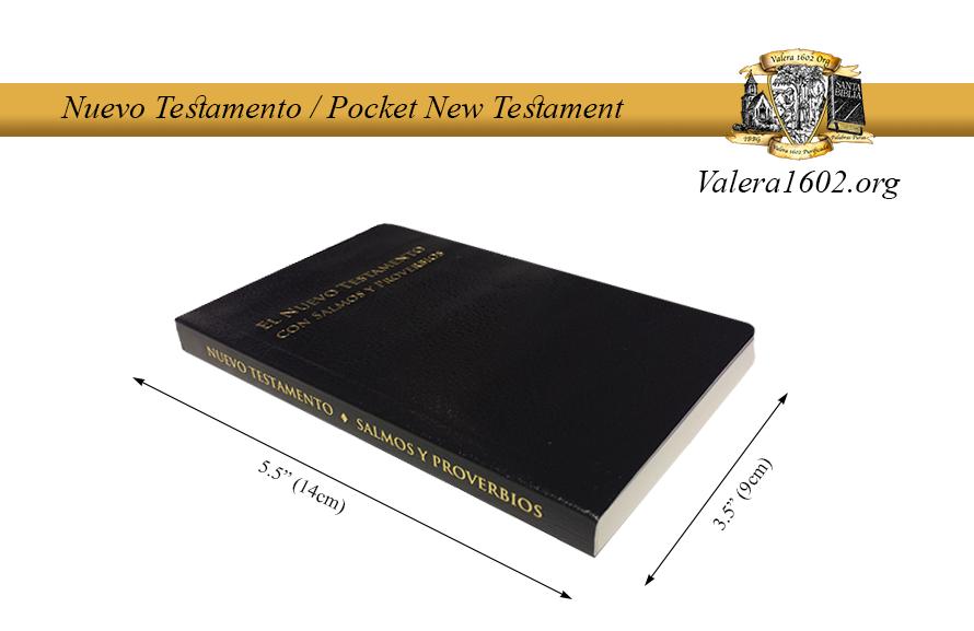 Nuevo Testamento / Pocket New Testament 08Valera