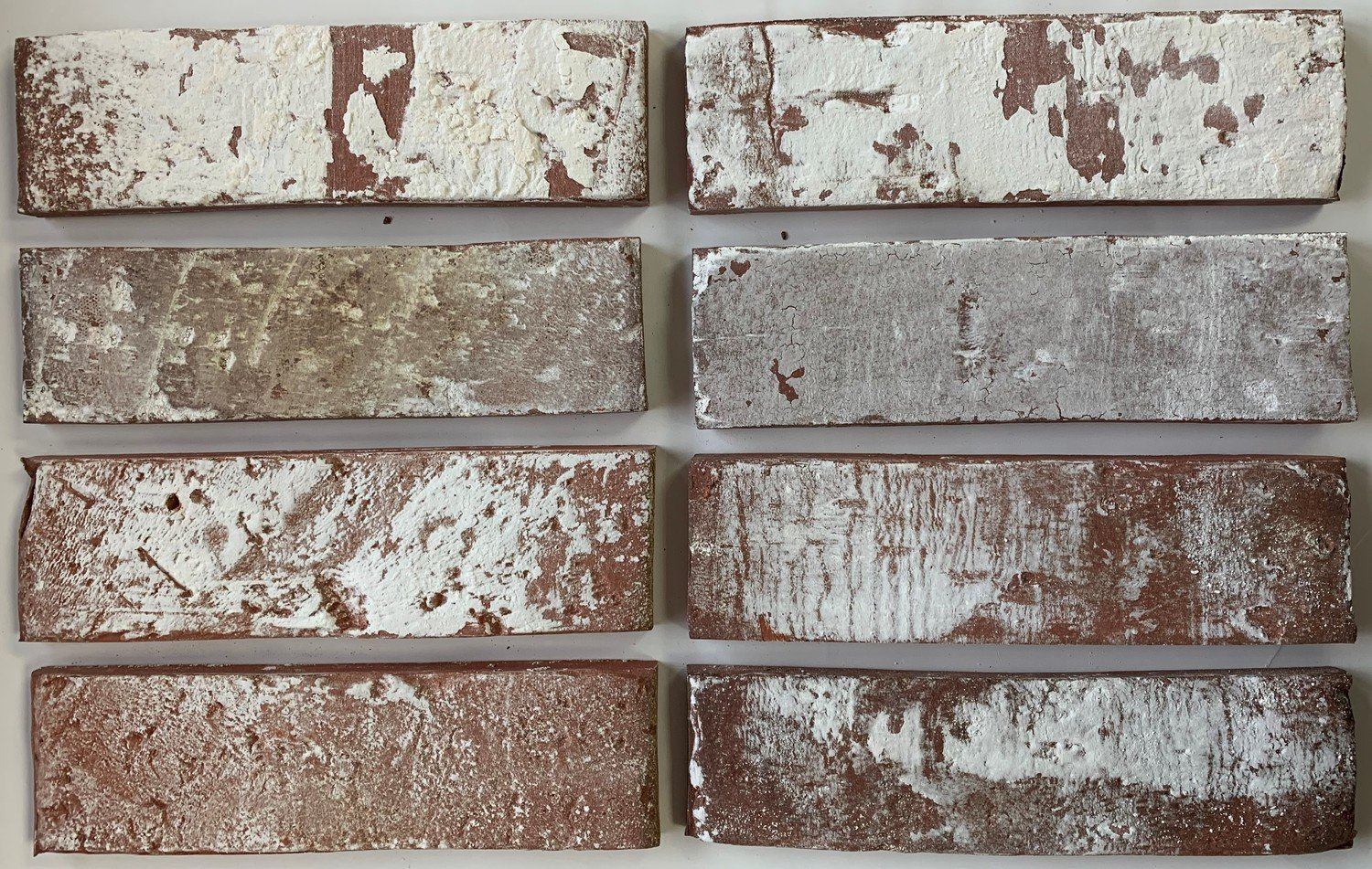Sample Option #16 - Wall & Flooring sizes - Mix of Antique & Rustic - Whitewashes only