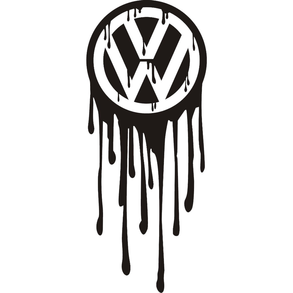 VW Badge Drip