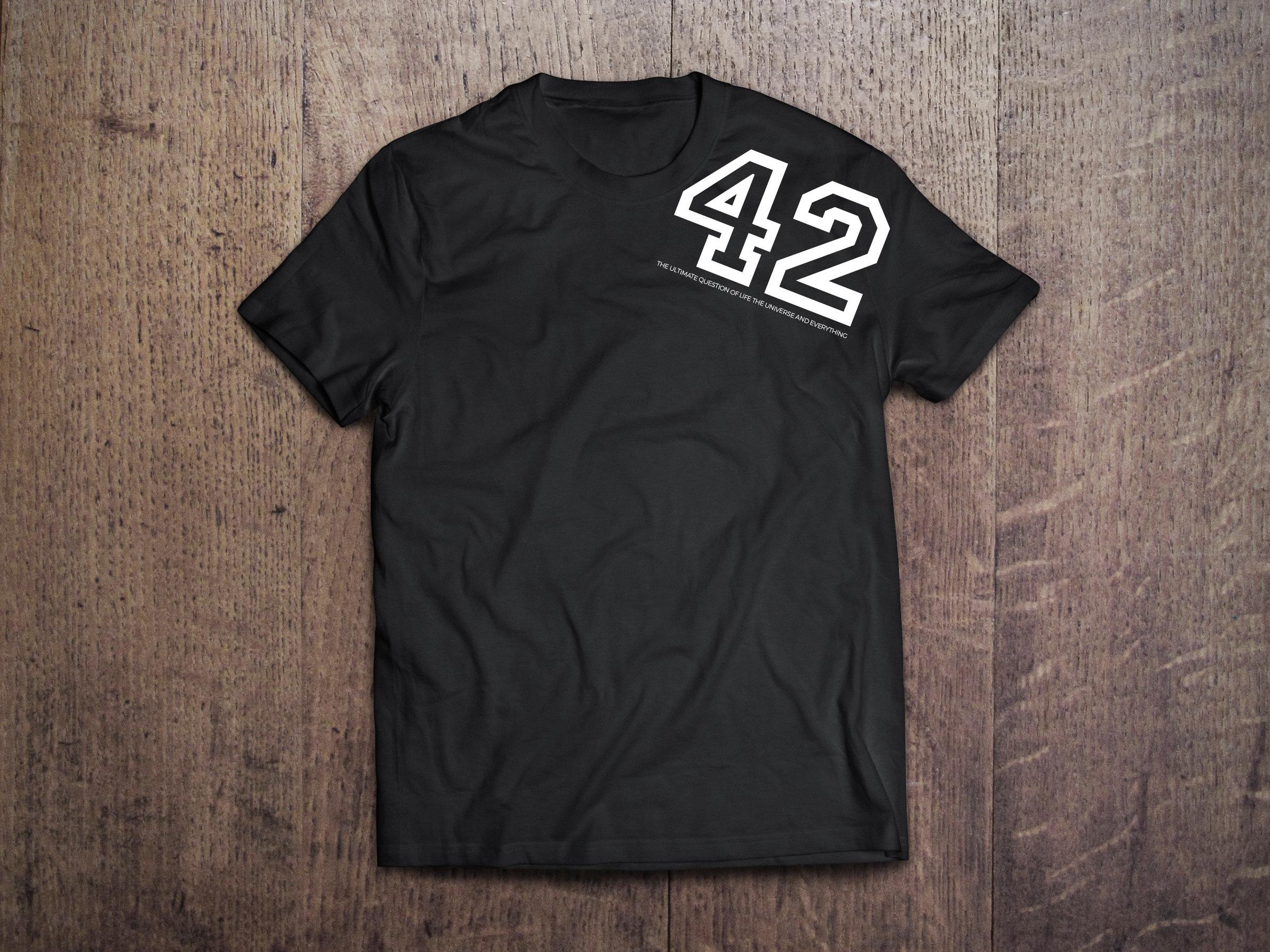 42 College 42 College Shoulder Tshirt