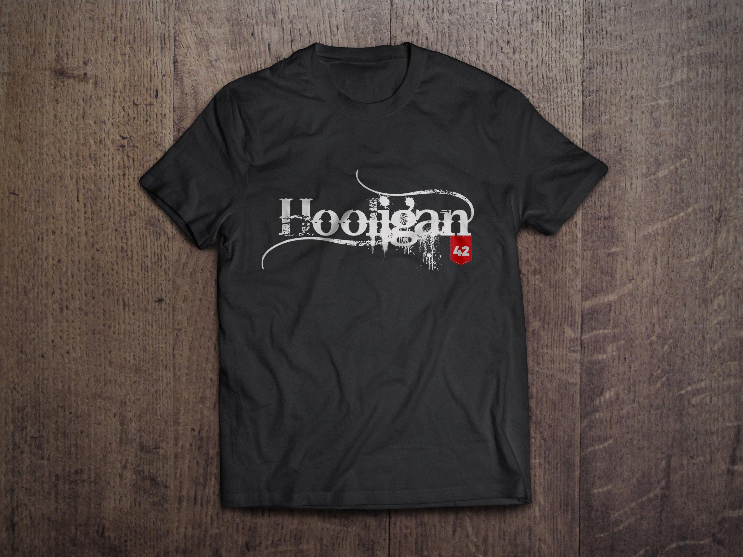 Hooligan Chest Candy Hooligan Tshirt