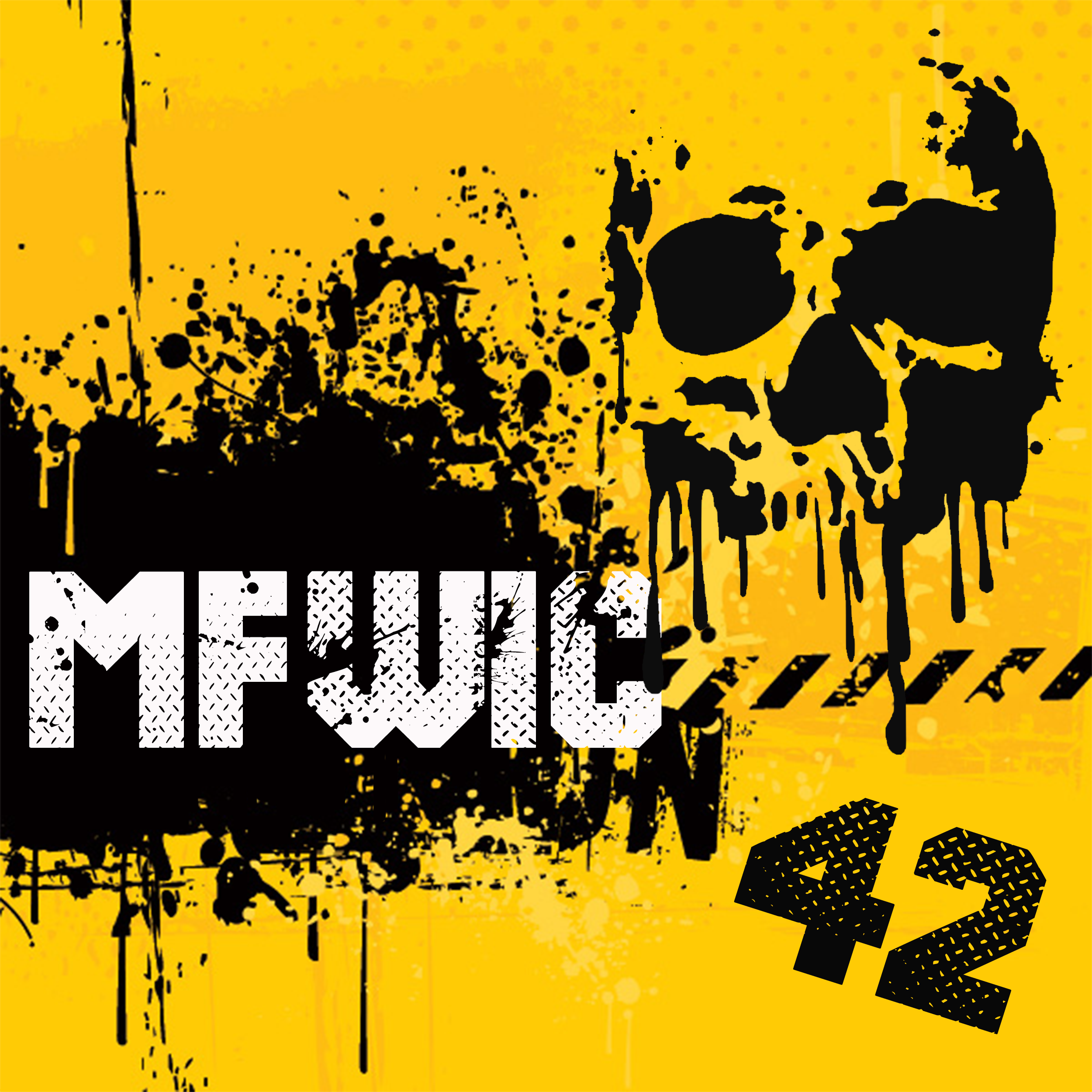 MFWIC (MOFO Wot's In Charge) Tshirt