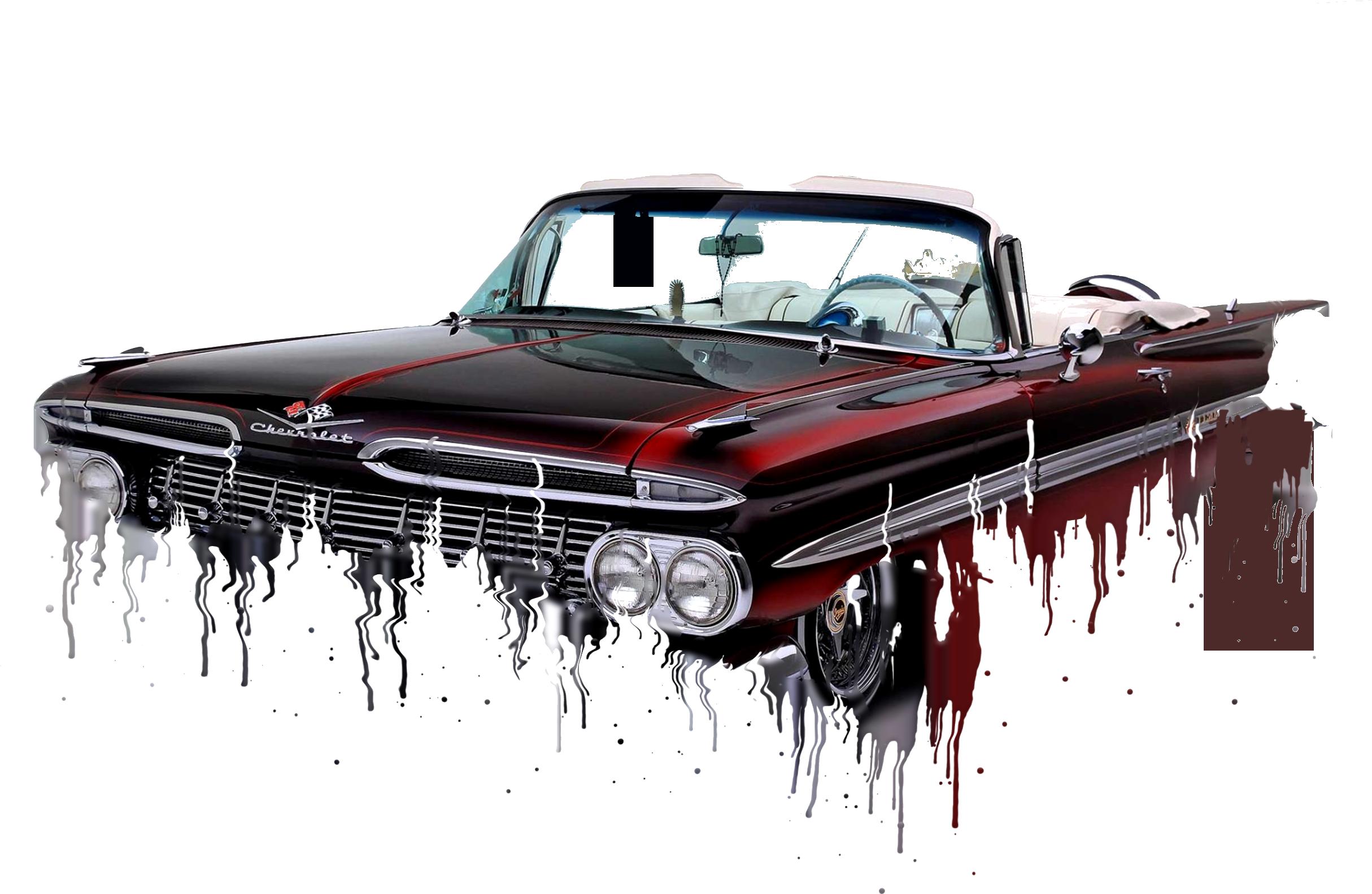 Chevrolet Impala Liquid Metal