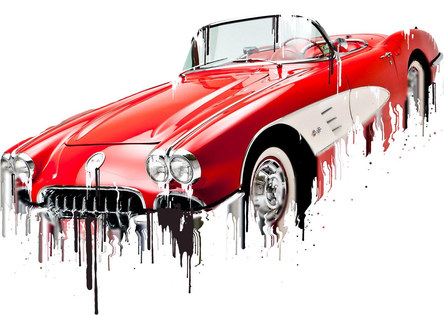Chevrolet Corvette Liquid Metal