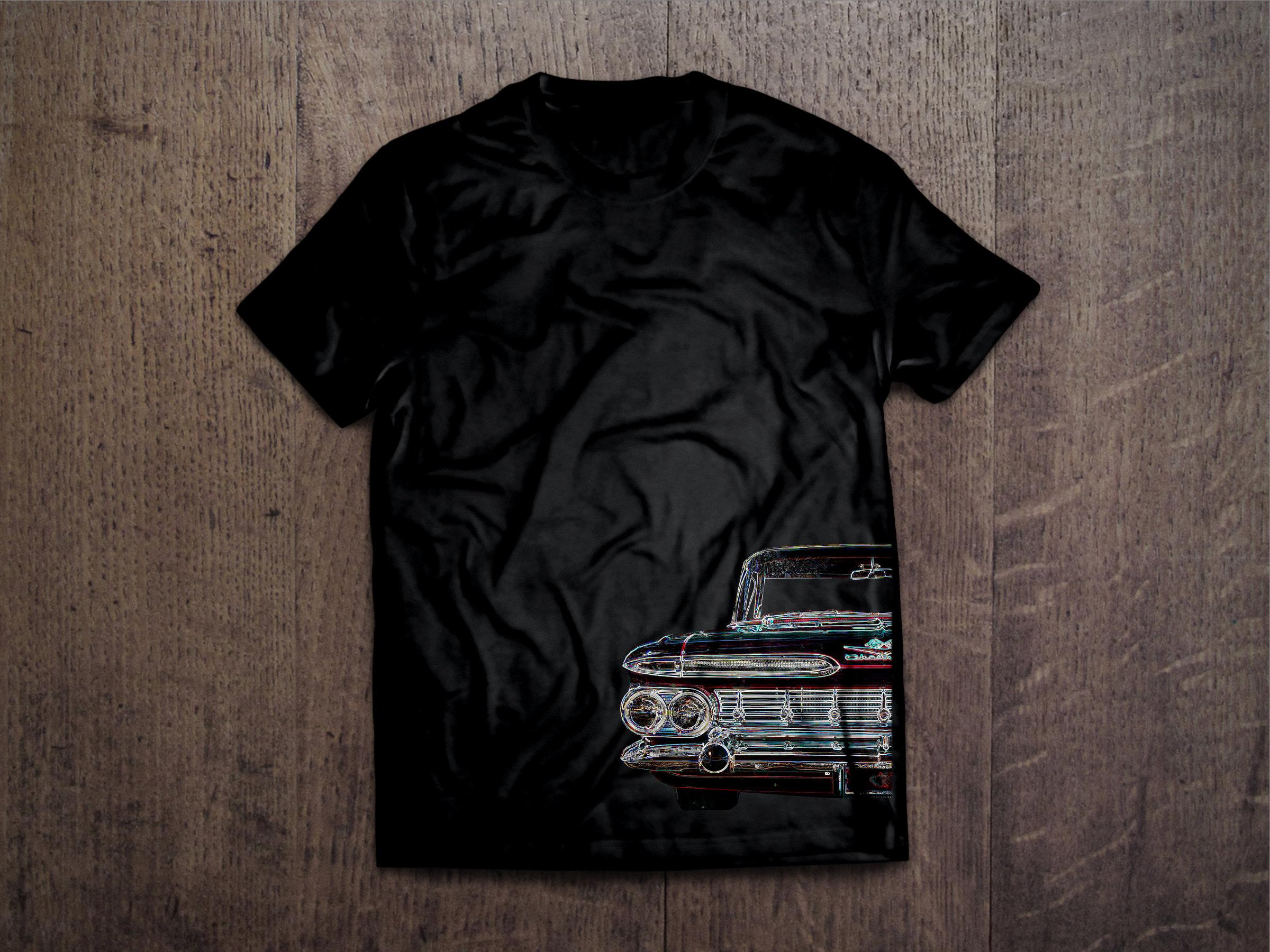 Chevrolet Impala Chevrolet Half Shirt Impala
