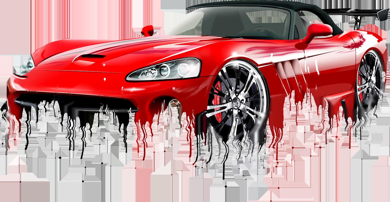 Dodge Viper Liquid Metal