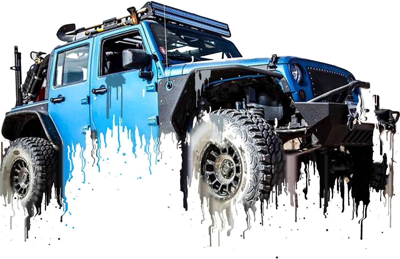 Jeep Liquid Metal Mug