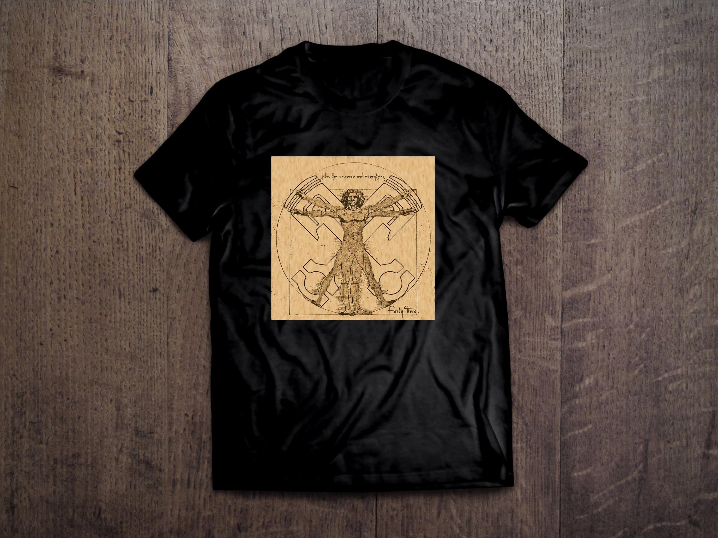 Vitruvian Petrolhead Chest Candy Vitruvian tshirt