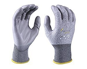 Hantex HX5PU Cut 5 Gloves