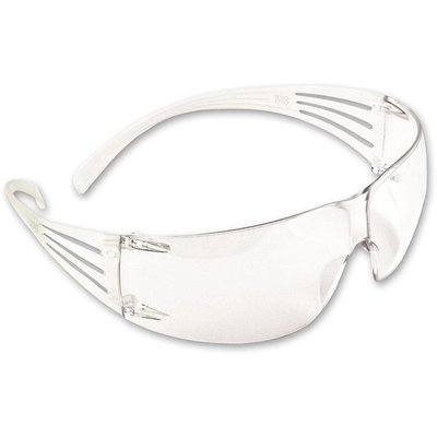 3M Safety Clear Glasses