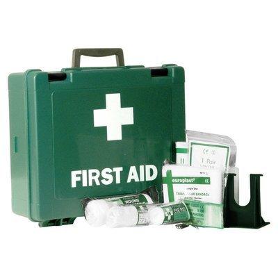 FIRST AID BOX 1-10 PERSON