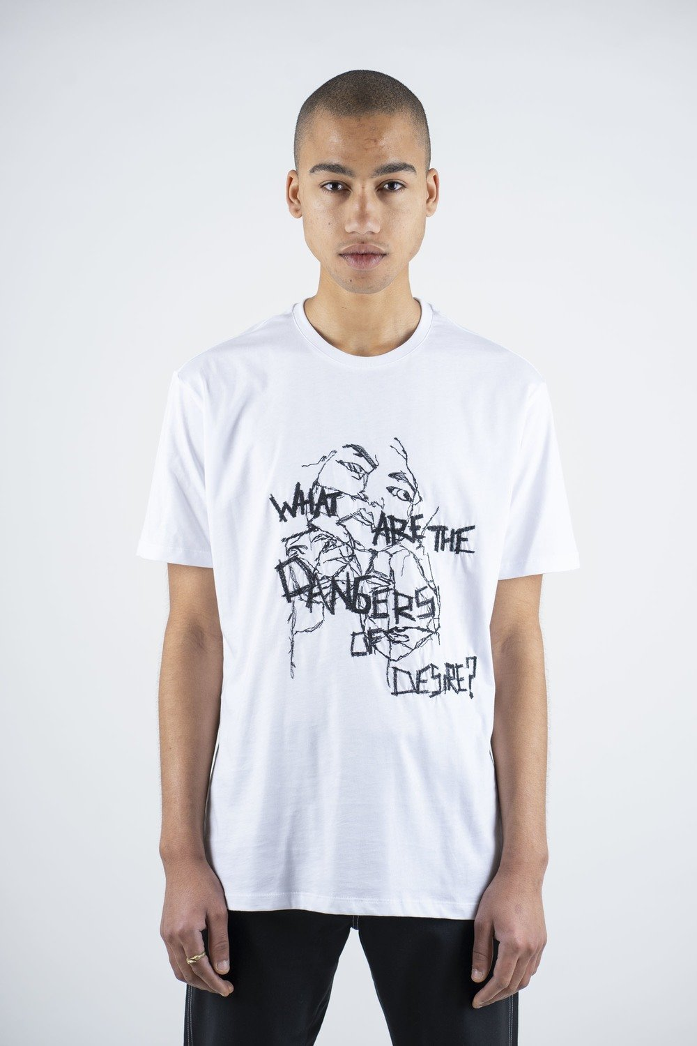 """Danger Faces"" Tee"