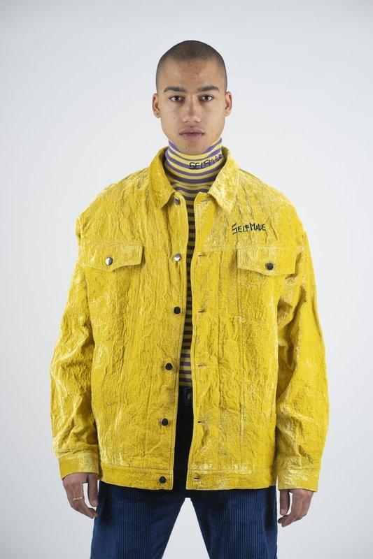 """Metal"" Jacket"